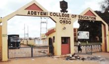 Adeyemi College of Education, Ondo State,