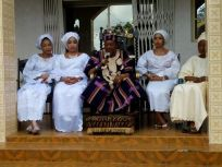 Alaafin of Oyo and his wives