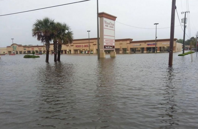 The Panhandle flood