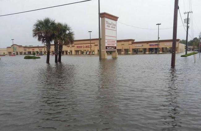 The Panhandle flood