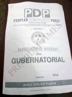 Razak Atunwa's gubernatorial expression of interest