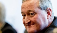 Jim Kenney, the Mayor of Philadelphia