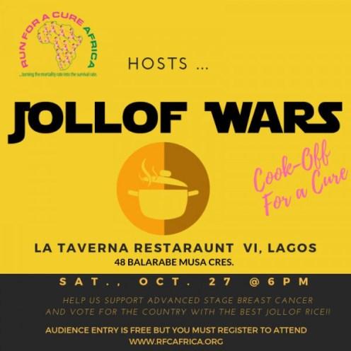 Jollof Wars