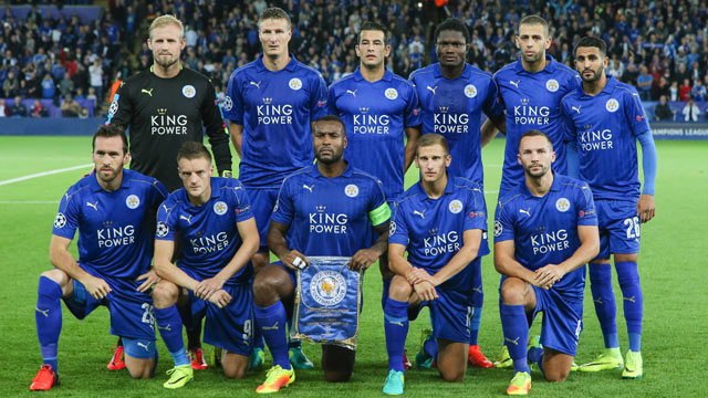Leicester City Team 2018. [PHOTO CREDIT: WorldFootball]