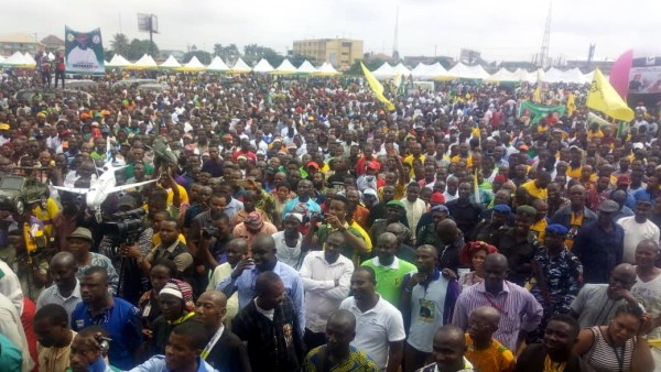 Foremost Banker, Alex Otti Wins APGA Governorship Ticket in Abia