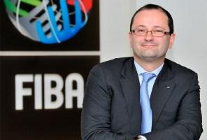 Patrick Baumann, the 51-year-old secretary general of basketball's world governing body