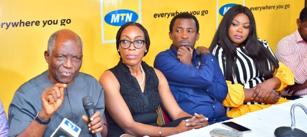 MTN Foundation Press Briefing