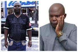 The late Nollywood producer, Chris Ekejimbe