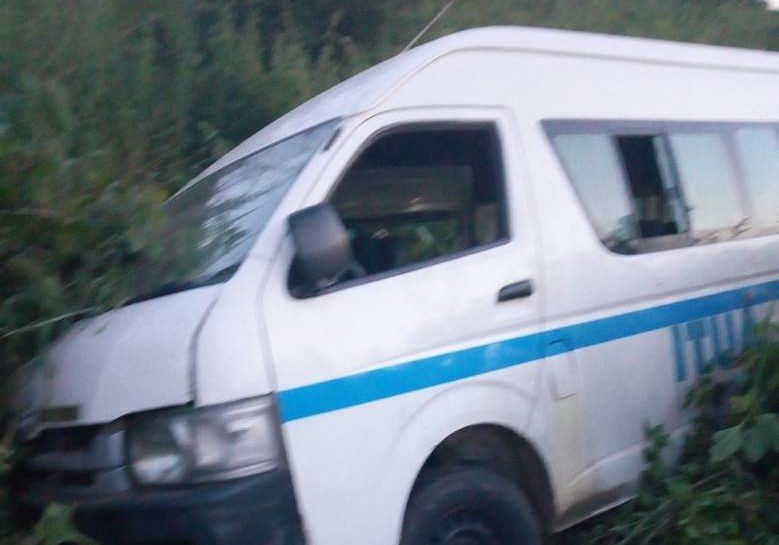 Nigeria Amputee Football team involved in an auto crash