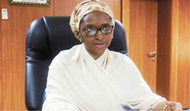 Finance minister, Zainab Ahmed. [PHOTO CREDIT: Daily Trust]