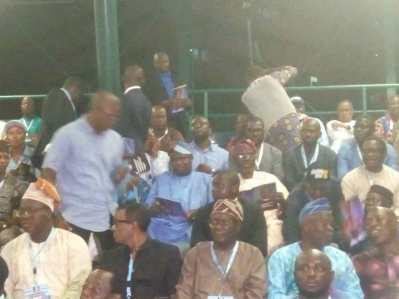 Bola Tinubu, Adams Oshiomhole, Godswill Akpabio, senator Abdullahi Adamu