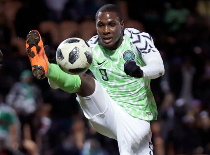 Odion Ighalo [Photo: Daily Post Nigeria]