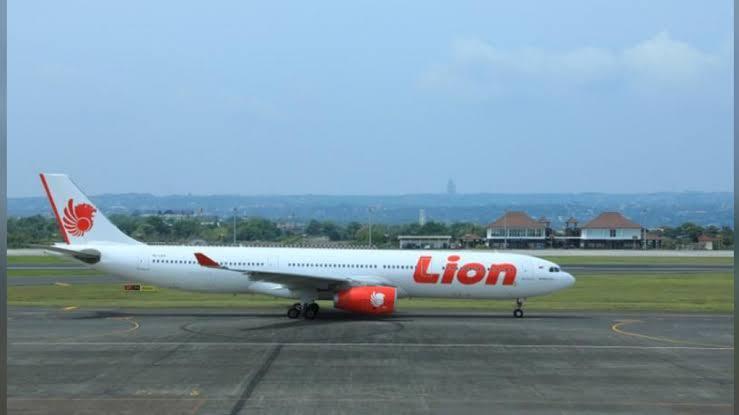 Lion Air Flight used to illustrate the story. [PHOTO CREDIT: Dhaka Tribune]