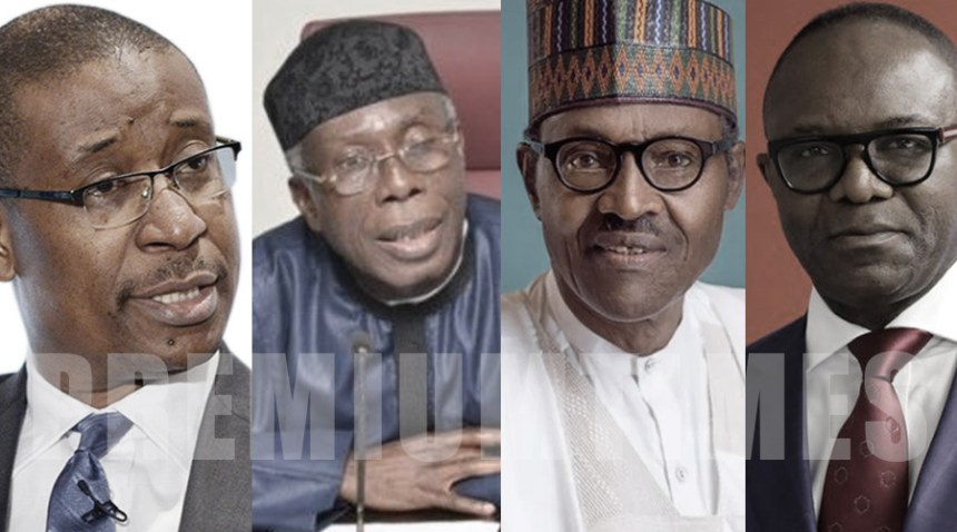 Inside details of three-year tax payments presented by Buhari's ministers