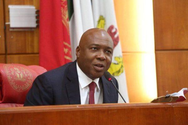 Senate President, Bukola Saraki