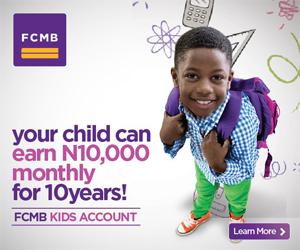 FCMB Advert