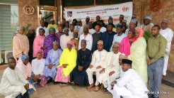 Open Government Partnership (OGP) in Kano Health Sector Group Photograph.