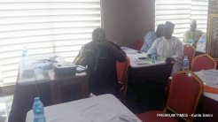 Members and participants of the Open Government Partnership (OGO) observing rreasons on child spacing.