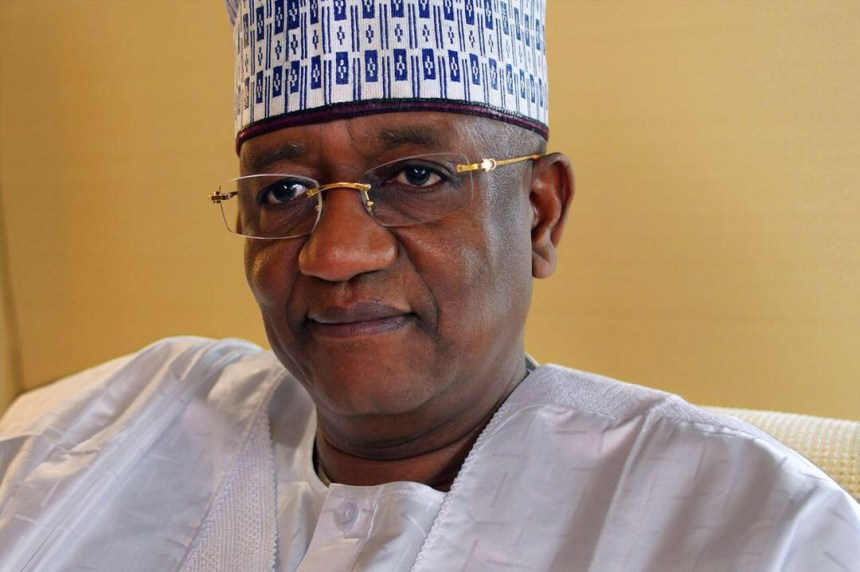 Nigeria's billionaire oil magnate, Muhammadu Indimi. [PHOTO CREDIT: Medium]