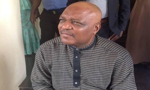 Former governor of Taraba State, Jolly Nyame.