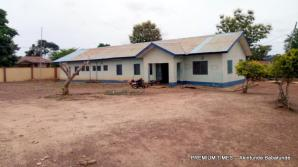 The only healthcare centre in Iropora