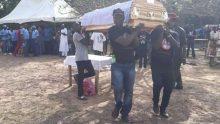The burial of Ochanya Obaje