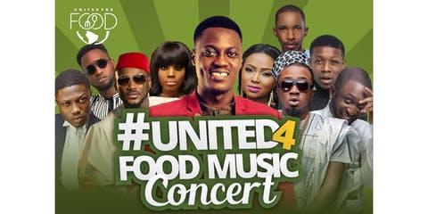 United4Food concert