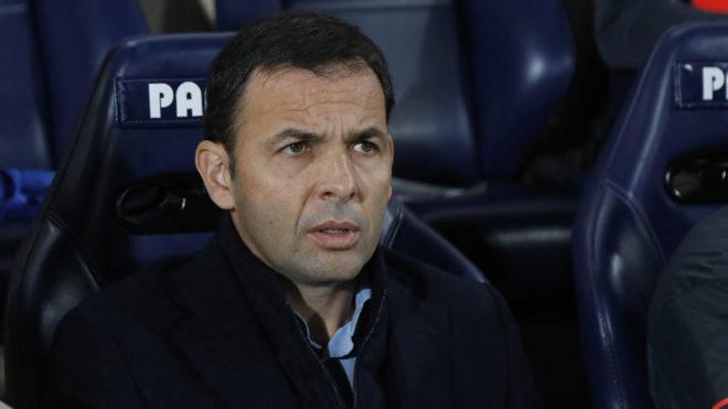Villarreal coach Javi Calleja. [PHOTO CREDIT: Marca]