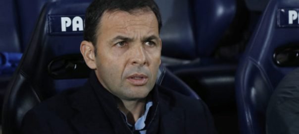 Villarreal coach Javi Calleja. [PHOTO CREDIT: Marca]