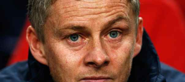 Ole Gunnar Solskjaer. [PHOTO CREDIT: Fox Sports]