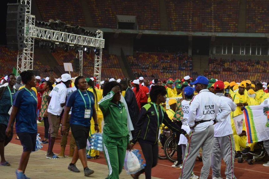 Image result for National Sports festival: Bayelsa tops medal table in day one