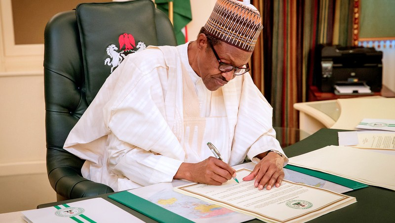 UPDATE: Buhari finally signs African free trade agreement (AfCFTA) |  Premium Times Nigeria
