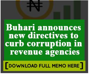 Buhari Advert