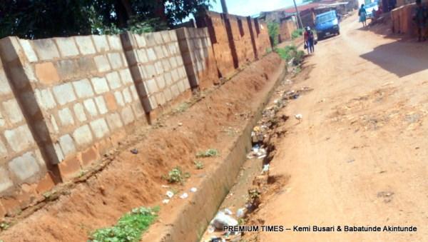 Ero Omo Kilanko Road constructed in March