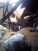 Abakaliki rice mill gutted by fire