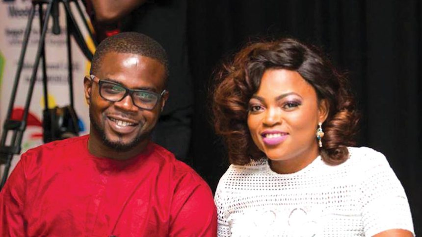Funke Akindele Welcomes Twins