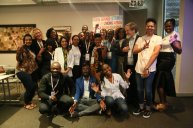 Young Africans gather in South Africa, charged on global goals