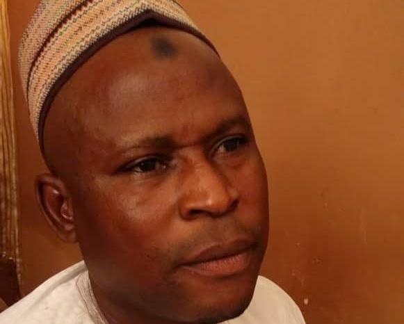 Sumayya's father, Abubakar Yusuf.