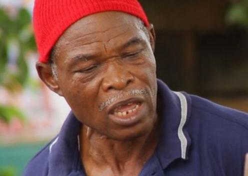 Late Nollywood actor, Ifeanyi Gbulie