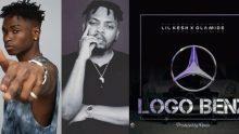 Lil Kesh, Olamide and Logo Benz album art