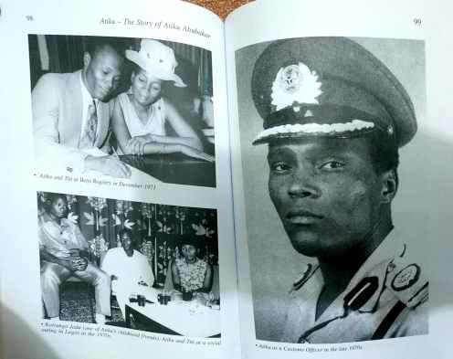 Atiku Abubakar's early years in the Nigeria Customs and his marriage to Titi Abubakar