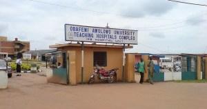Obafemi Awolowo Teaching Hospital (OAUTHC)