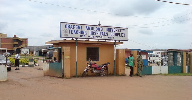 Obafemi Awolowo Teaching Hospital (OAUTHC)