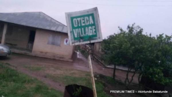 Oteda Village