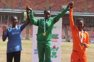Rose Akusho 5000m