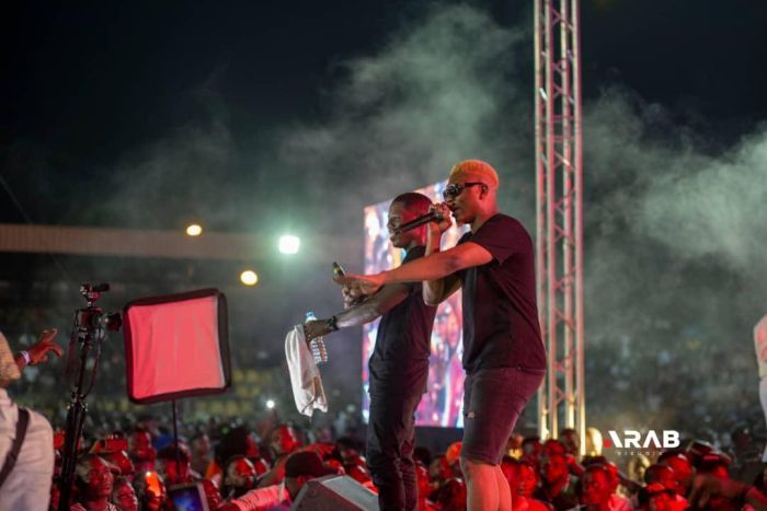 Small Doctor, Skales others to perform at closing ceremony