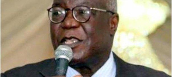 The Pro Chancellor, Crawford University, Igbesa, Oye Ibidapo-Obe