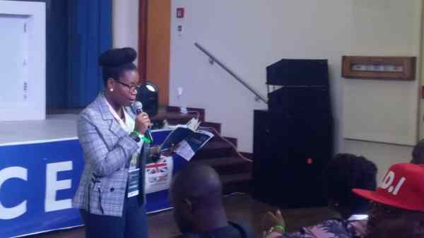 Cynthia Mbamalu. The Convergence 2018