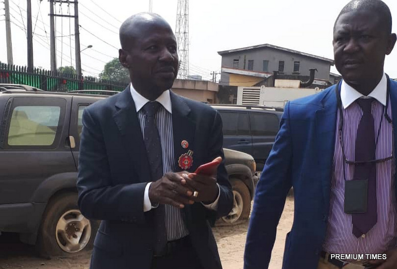 EFCC: Ibrahim Magu released from detention