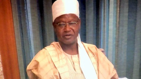 Ibrahim Jibrin, new Emir of Nasarawa